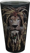Reggae Lion Pint Glass