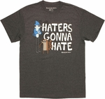 Regular Show Haters Gonna Hate T Shirt