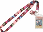 Regular Show Heads Charm Lanyard