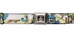 Regular Show Mordecai Rigby Scenes Seatbelt Belt