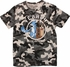 Regular Show Yeahuh Snow Camo T Shirt