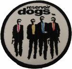 Reservoir Dogs Group Patch