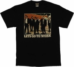Reservoir Dogs Work T-Shirt