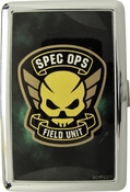 Resident Evil Special Ops Logo Large Card Case
