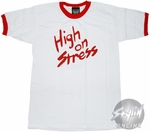 Revenge of the Nerds Stress T-Shirt
