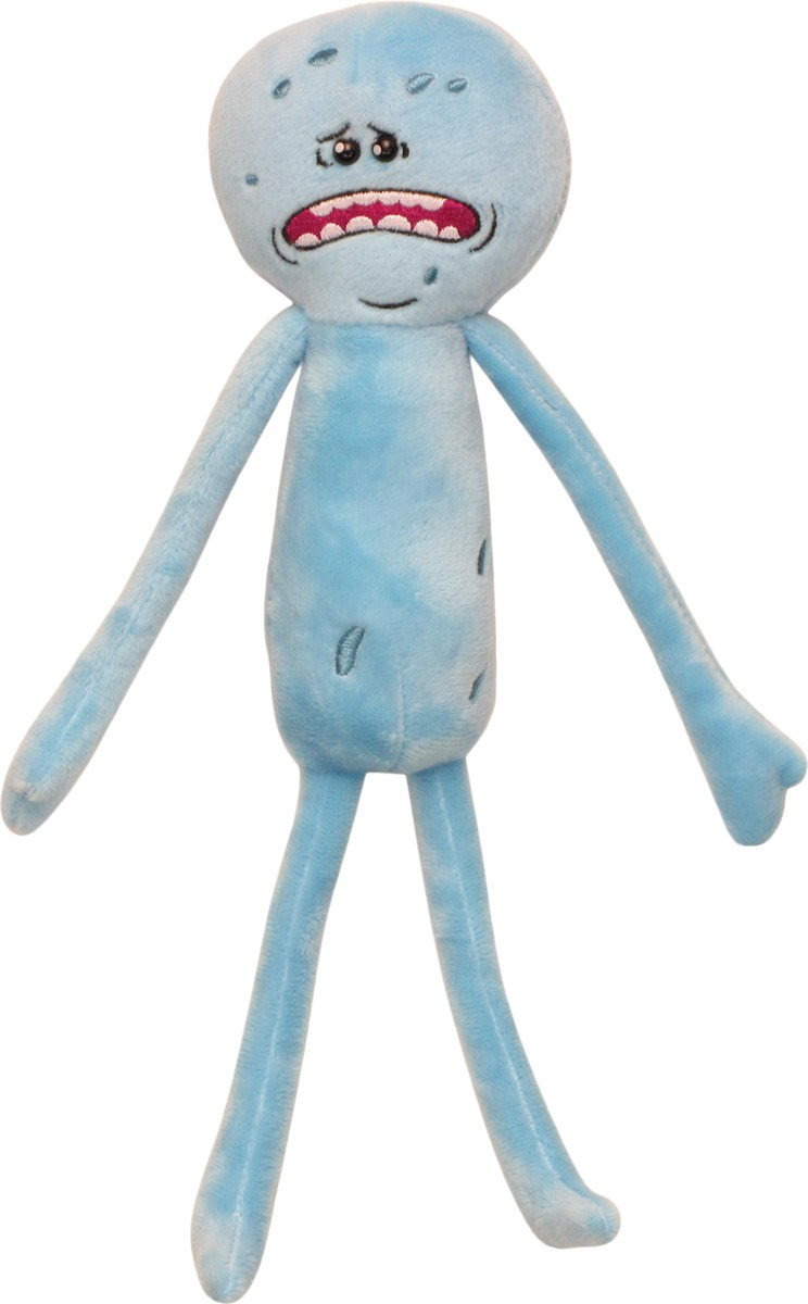 Rick And Morty Mr Meeseeks Sad Face Plush