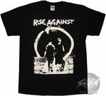 Rise Against Logo T-Shirt