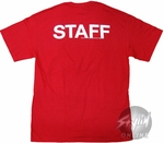 Road House Deuce Staff T-Shirt
