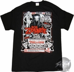 Rob Zombie Poster T-Shirt