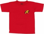 Robin Logo Toddler T Shirt