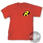 Robin Logo Youth T-Shirt