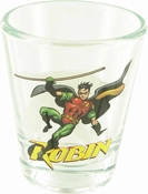 Robin Mini Toon Tumbler Shot Glass