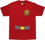 Robin New 52 Costume T Shirt