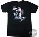 Robocop All Cop T-Shirt Sheer