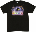 Robot Unicorn Attack T Shirt