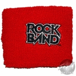 Rock Band Logo Wristband