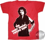 Rocky Horror Picture Show Red Baby Tee