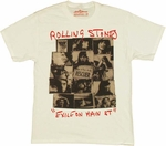 Rolling Stones Collage T Shirt