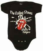 Rolling Stones Sticky Fingers Snap Suit