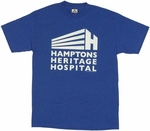 Royal Pains Heritage T Shirt
