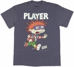 Rugrats Player T Shirt