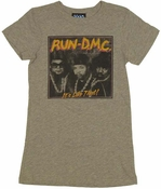Run DMC Like That Baby Tee