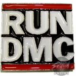 Run DMC Logo Belt Buckle