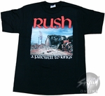 Rush Farewell to Kings T-Shirt