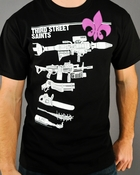 Saints Row Weapons T Shirt