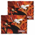 Samurai Jack Epic Battle FB Pillow Case