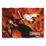 Samurai Jack Epic Battle Pillow Case