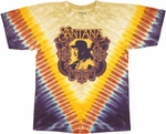 Santana All One Dyed T Shirt
