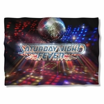 Saturday Night Fever Dance Floor Pillow Case