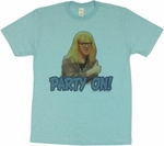 Saturday Night Live Garth T Shirt Sheer