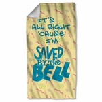 Saved by the Bell All Right Towel