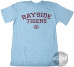 Saved by the Bell Bayside Gray T-Shirt Sheer