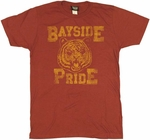 Saved by the Bell Bayside Pride T-Shirt Sheer