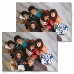 Saved by the Bell Group Shot FB Pillow Case