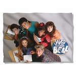 Saved by the Bell Group Shot Pillow Case