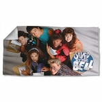 Saved by the Bell Group Shot Towel