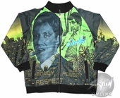 Scarface Cityscape Jacket
