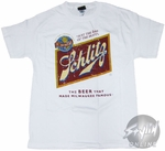 Schlitz Kiss Hops T-Shirt