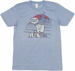 School House Rock Bill T Shirt Sheer