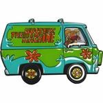 Scooby Doo Mystery Machine Belt Buckle