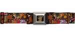 Scooby Doo Scooby Snacks Seatbelt Belt