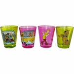 Scooby Doo Shaggy Shot Glass Set