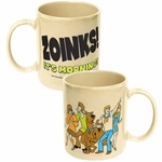 Scooby Doo Zoinks Mug