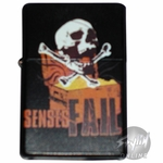 Senses Fail Skull Lighter