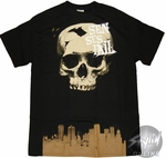 Senses Fail Skull T-Shirt