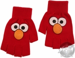 Sesame Street Elmo Gloves
